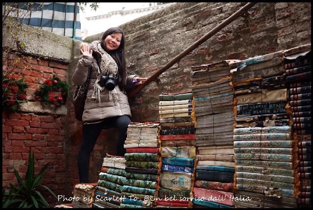 Libreria acqua alta6