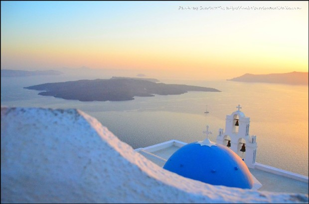 Fira sunset02