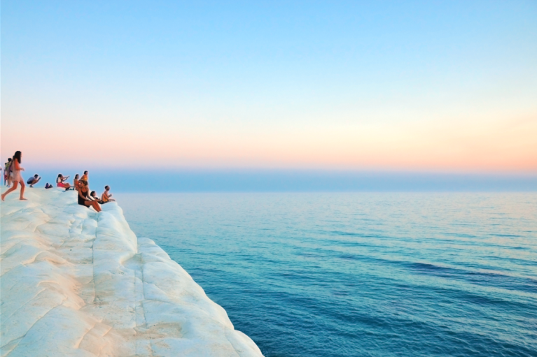 Scala dei turchi photo by Davide Ragusa