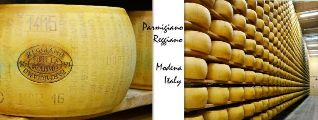 Parmigiano Blog Cover