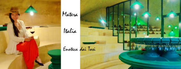 Matera Enoteca Blog Cover