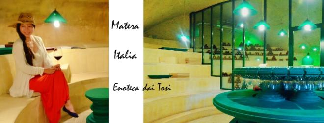 Matera Enoteca Blog Cover