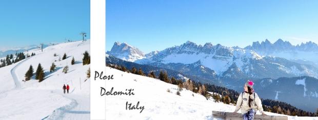 Plose Dolomiti Italy Blog Cover
