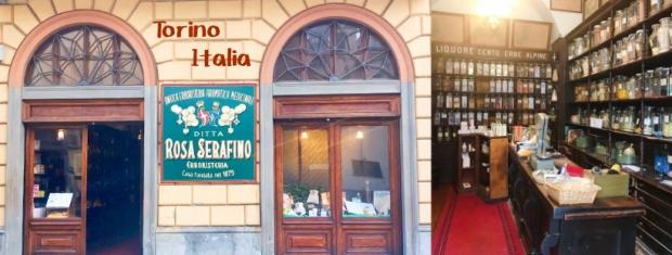 Torino Antica Erboristeria della Consolata, Italy